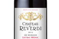 Château REVERDI 2014 Cru Bourgeois Listrac Médoc