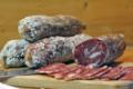 Saveurs des alpes, Saucisson au Marc de Savoie