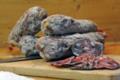 Saveurs des alpes, Saucisson aux Myrtilles Sauvages