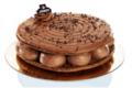 macaron chocolat vanille