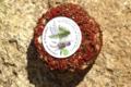 Chèvrerie de Keraden, fromage aromatisé tomate et basilic