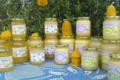 Moulin à huile Jullien, Le miel du pays bleu