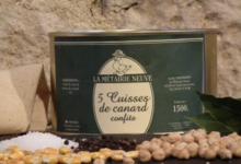 La métairie neuve, 5 Cuisses de canard confites