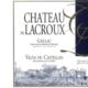 Château de Lacroux, Vigne du Castellan