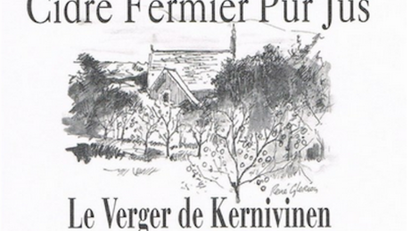 Le Verger De Kernivinen, Le Cidre Fermier Brut