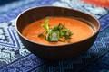 Soupe Kazi aux tomates