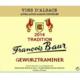 françois Baur, Gewurztraminer
