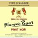 françois Baur, Pinot Noir Sang du Dragon