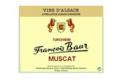 françois Baur, Muscat