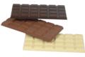 confiserie Gumuche, tablettes de chocolat