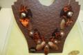 Grimmer Artisan Chocolatier, Collier en chocolat