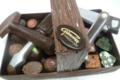 caisse à outils en .....chocolat noir