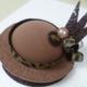 chapeau en chocolat pour Maman