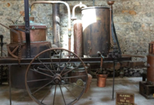 La Vieille Prune, distillerie Roque