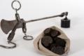 La truffe du Ventoux, Truffes fraiches « Tuber melanosporum » (morceaux)