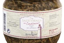 Rivesaline, Salicornes en Condiment