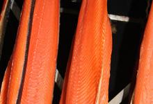 saumon cheminée