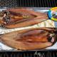 Recette Hareng kippers au grill avec oignons et vin blanc