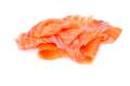 corrue Dessille, Chute de saumon fumé
