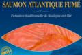 corrue Dessille, Le saumon fumé