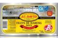 J.C.David, Filets de Hareng doux