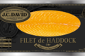 J.C.David, Filet de Haddock