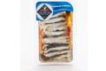 Filets d'anchois marinés provençale