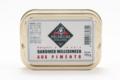 Sardines millésimées aux piments