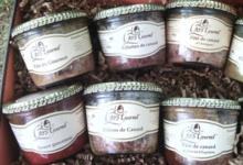 Le Gers gourmet, pâté de canard au piment d'Espelette
