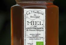 La miellerie du bousquet, Miel de Châtaignier Bio Ariège