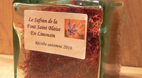 Safran de la Font Saint Blaise, Safran Pistils 50g