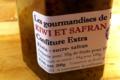 Confiture de kiwi au safran