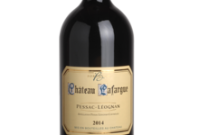 AOC Pessac-Léognan - Château Lafargue rouge 2014 Magnum