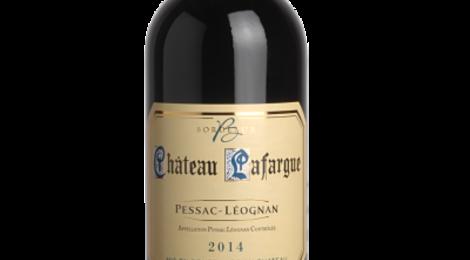 AOC Pessac-Léognan - Château Lafargue rouge 2014