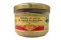 Charcuterie Fontalbat Mazars, Rillettes de cuisses de canard au foie gras