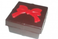Albert chocolatier, Bonbonnière en chocolat noir