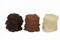 Chocolat Beussent Lachelle, Rocher