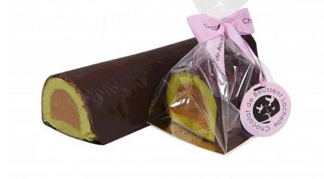 Chocolat Beussent Lachelle, Bûche Mastachy