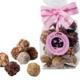Chocolat Beussent Lachelle, Sphères pralinées