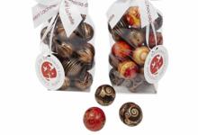 Chocolat Beussent Lachelle, Boules de Noël