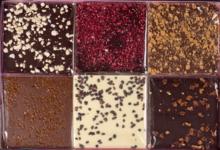 Chocolat Beussent Lachelle, Ecrin tentation