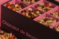 Chocolat Beussent Lachelle, Mendiant tropique