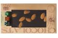 Bovetti Chocolatier, Chocolat noir Bio aux amandes