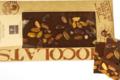Bovetti Chocolatier, chocolat au lait pistache