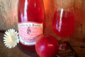 Domaine de la Baudrière, cidre fermier rosé
