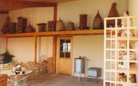 Les ruchers de la croix blanche producteur yonne - Le bureau la croix blanche ...