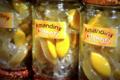 Apiland, amandins citron