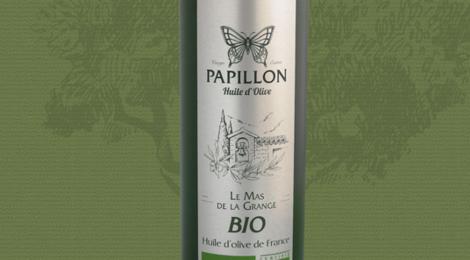 Huile d'Olive Bio 1L Le Mas de La Grange