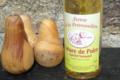 Ferme de la Prémoudière, Nature de poire
