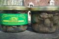 Les escargots du Perche, verrine d'escargots au court-bouillon